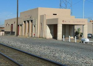 Casa Grande Train Station