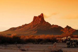 Picacho Peak an Arizona State Park